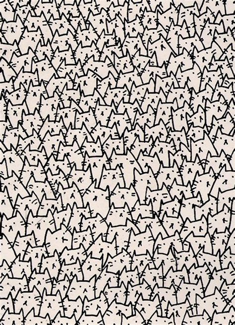 cat pattern pinterest displaying gallery images for cat pattern background