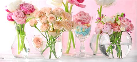 Vases For Bridesmaid Bouquets by Bulk Glass Wedding Vases How To The Best And Where