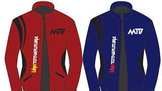 tutorial corel draw x7 desain baju corel draw tutorials 2 cara membuat desain baju jaket di