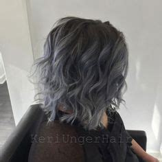 why is grey hair hard to manage soft black to grey charcoal ombre it is super difficult
