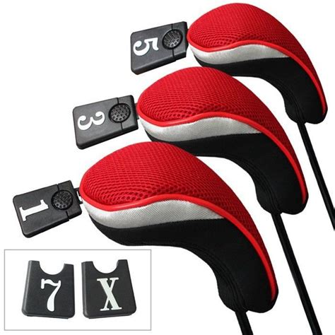 Popok Luris Clb 3pcs 1 aliexpress buy 3pcs soft 1 3 5 wood golf club driver headcovers covers set black
