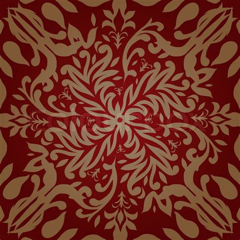 background design maroon maroon and gold retro wallpaper design that seamlessly