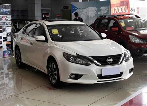 New Nissan Teana 2018 2018 2019 nissan teana updated sedan for china cars