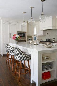long kitchen islands transitional kitchen murphy long kitchen white quartz and kitchen islands on pinterest