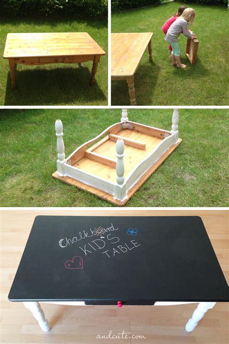 diy chalkboard for toddlers practical diy chalkboard desk