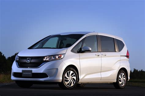 New Honda Freed 2018 by 2017 Honda Freed And Freed Now On Sale In Japan