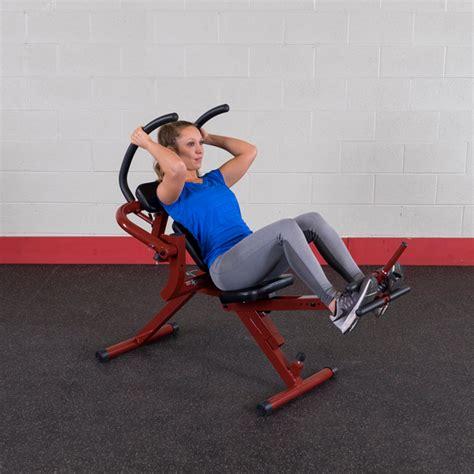 semi recumbent ab bench bfab20 best fitness semi recumbent ab bench body solid fitness