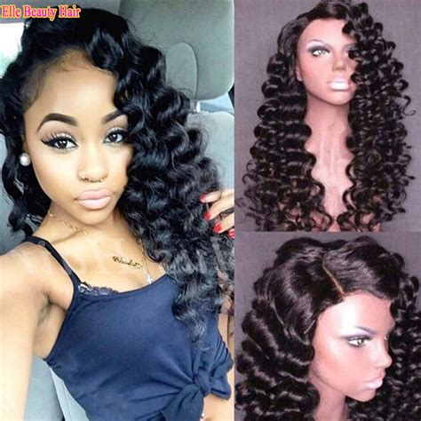 large wig realistic lace front wig compare prices on realistic full lace wigs online