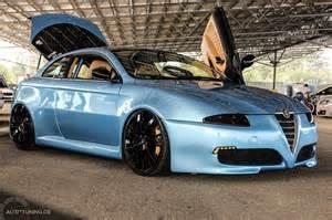 Alfa Romeo Gt Tuning Alfa Romeo Gt Liqidsnake Autotuning De