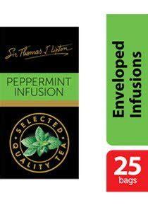 Teh Lipton Peppermint lipton peppermint tea enveloped southwest wholesalers