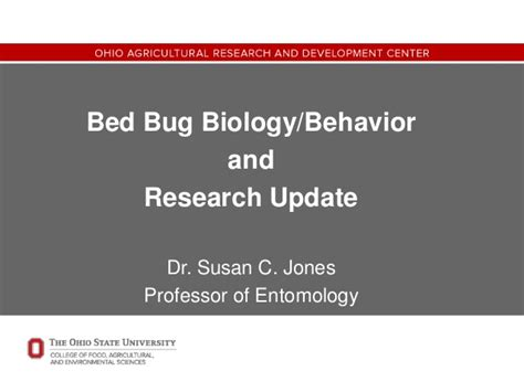 bed bug behavior bed bug biology and research central ohio bed bug task force