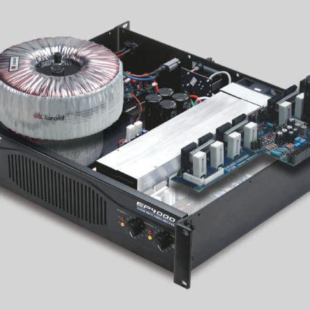 Power Lifier Behringer Ep4000 behringer ep4000 professional 4000watt stereo power li