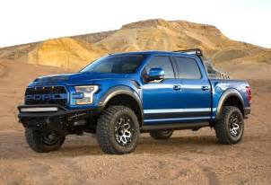 shelby raptor truck 2018 shelby baja raptor blue oval trucks