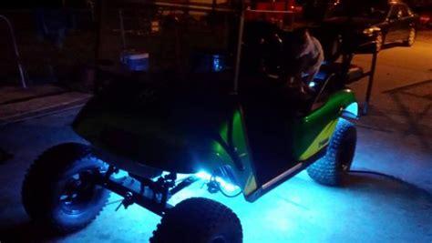 golf cart underbody lights under cart leds lights