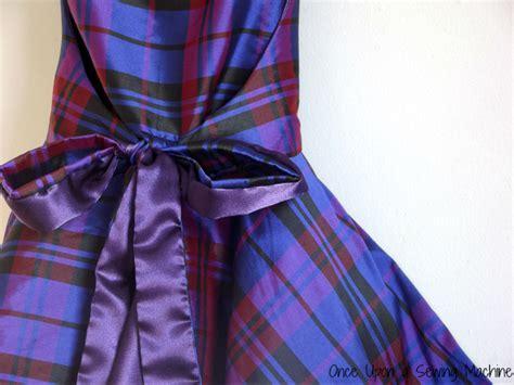 Dress Amarilis amaryllis dress once upon a sewing machine
