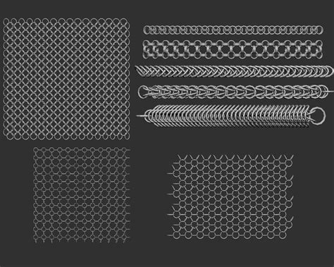 Zbrush Chainmail Tutorial | insert multi mesh repository page 15 tutorials and
