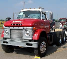 n series ford semi truck remember these well trucks
