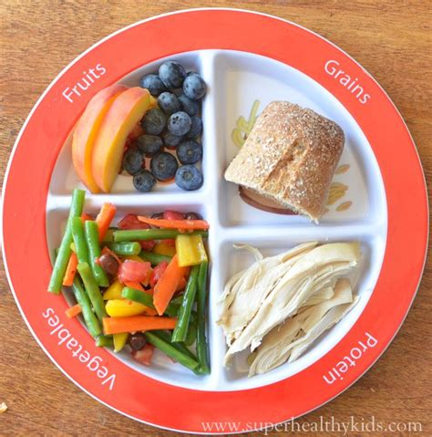 Meal Plate pin by healthy on myplate meal ideas
