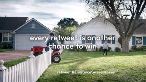 Esurance Sweepstakes - esurance super bowl 2016 tv spot pass it on sweepstakes ispot tv