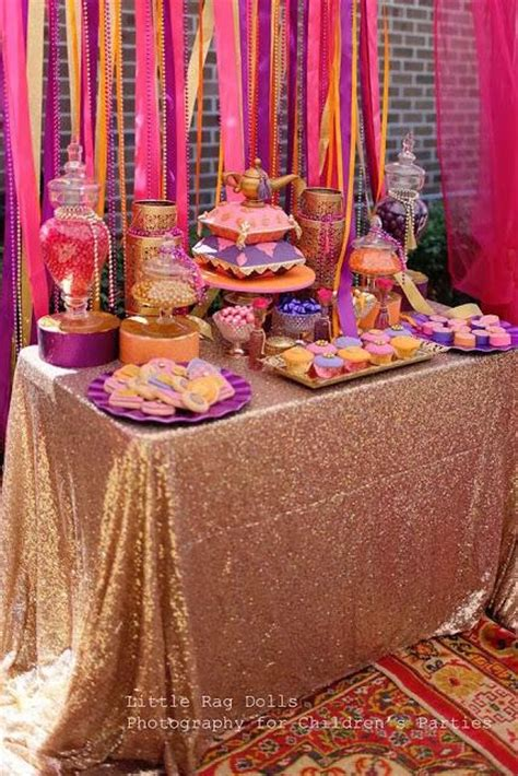 Free Home Decorating Magazines Marissa S Birthday An Arabian Nights Themed Party With A