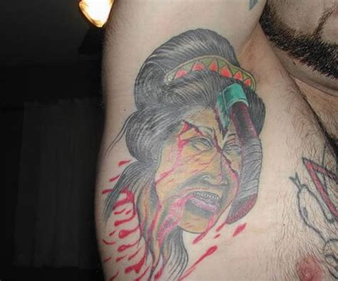 tattoos in weird places tattoos in places 28 pics izismile