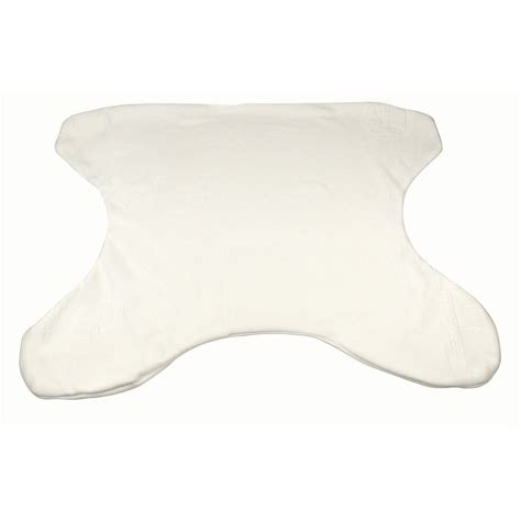 cpap bed pillow cpap com sleepap cpap pillow second gen with pillowcase