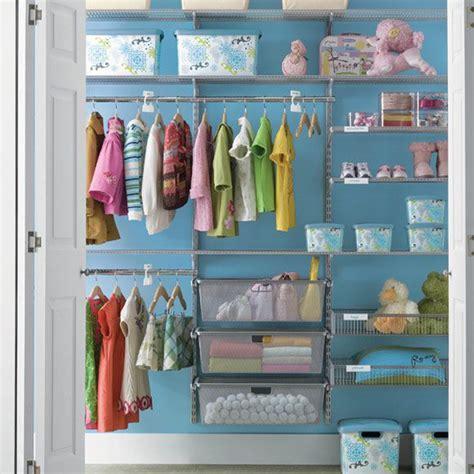 Organize Nursery Closet by Baby Closet Design