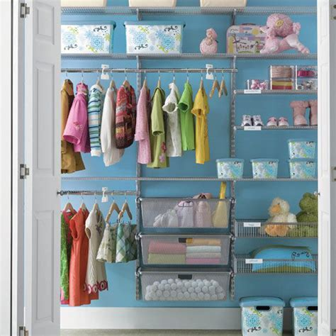 Baby closet design