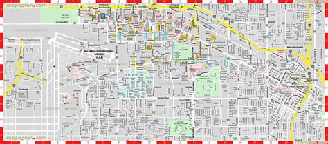 map las vegas maps update 14882105 las vegas tourist attractions map las vegas printable tourist map 65