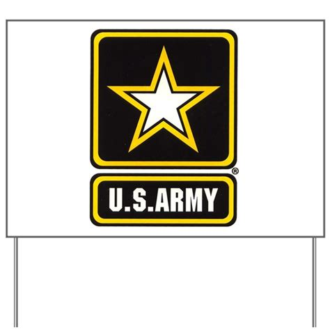 Canadian Home Decor U S Army Yard Sign By Tennesseetreasures