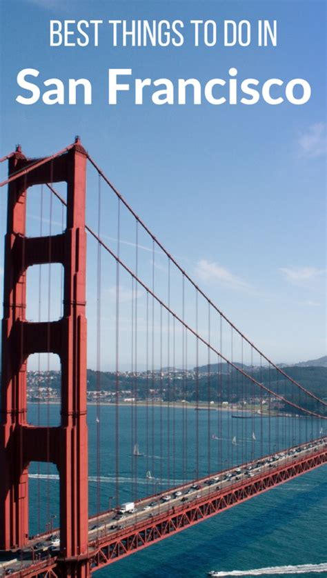 7 Things To Do In San Francisco by Top 5 Things To Do In San Francisco California 28 Images