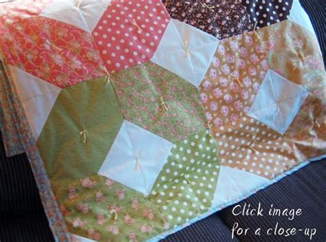 Quilt Tying Methods by How To Quilt A Quilt 6 Ideas Stitch This The