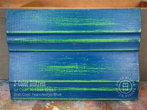 1000 ideas about napoleonic blue on distressed furniture blue chalk paint and