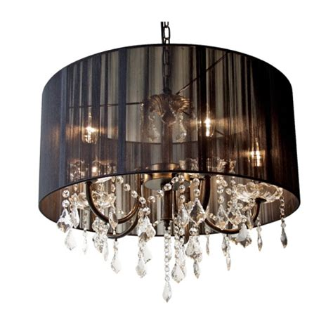 black chandelier shades lustre chandelier abat jour et pilles