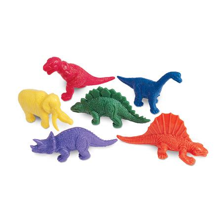 lydyly miniset 108 set mini dino counters set of 108 learning resources 174