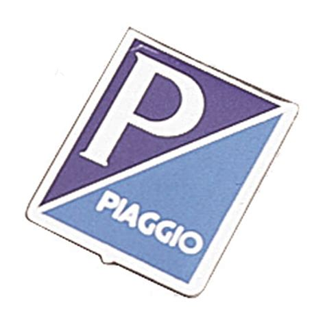 piaggio badge for most 60 s vespas scooterworks usa