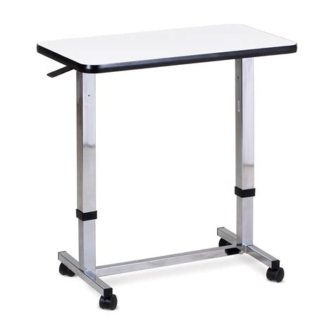 mobile therapy table 32 quot l x 24 quot w adjusts 28 quot 43 quot h