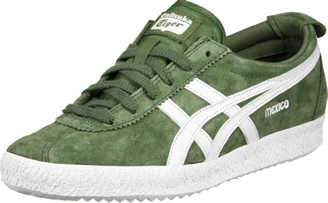 onitsuka tiger mexico delegation shoes green
