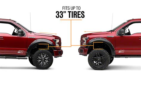 Up To 33 Country Mission - 2015 2018 f 150 lift kits americanmuscle