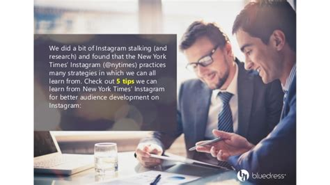 the new york times can 5 things we can learn from the new york times instagram