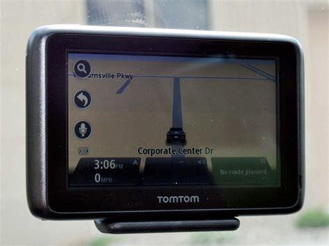 tomtom maps usa new in box tomtom go 2435tm car gps system usa canada