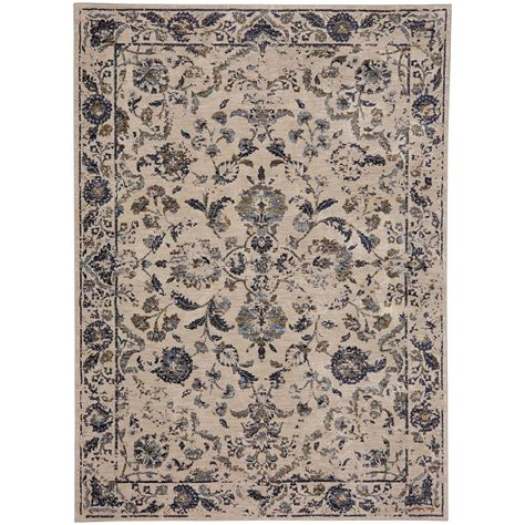 Ornamental Rugs by Cosmopolitan 5 3 Quot X7 10 Quot Rectangle Ornamental Area Rug Rotmans Rugs Worcester Boston Ma