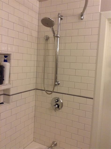 Shower Bar Placement by Handheld Shower Inspiration Pictures