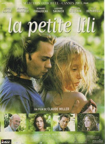 La Lili by La Lili 2003 Un De Claude Miller Premiere
