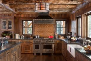 log cabin style home plans