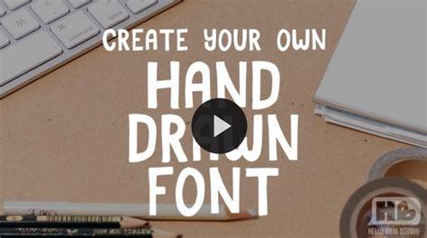 design own font mac creative idea 02 28 16