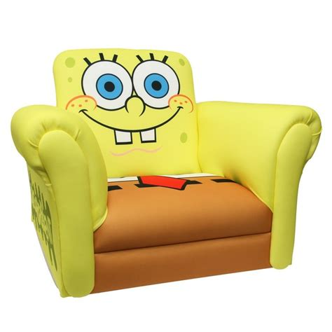 Spongebob Recliner by 17 Best Images About Spongebob On Bobs Think