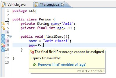 setter definition java java class methods instance variables w3resource