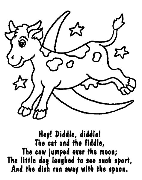 free printable coloring pages nursery rhymes nursery rhyme coloring pages getcoloringpages