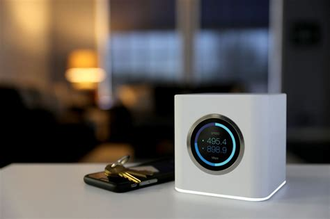 lifi is a wifi router that you won t hide your